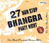 インド音楽CD - 27 Non Stop Bhangra Party Night Part 2 [バングラ]